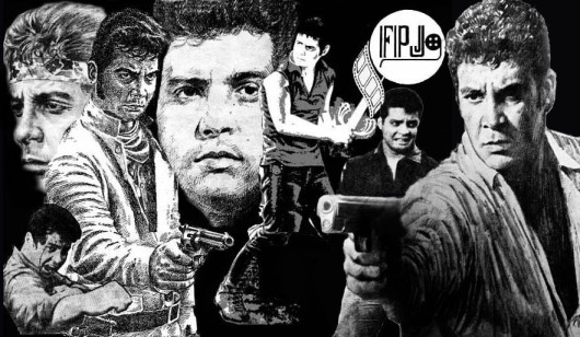 sketched images of FPJ, borrowed from fpj-daking.blogspot.com